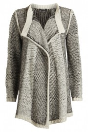 vicalmer knit cardigan high
