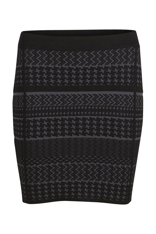 vilush knit skirt high